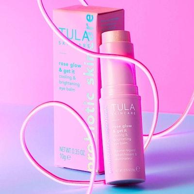 TULA Glow & Get It Brightening Eye Balm