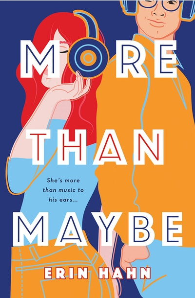'More Than Maybe' by Erin Hahn
