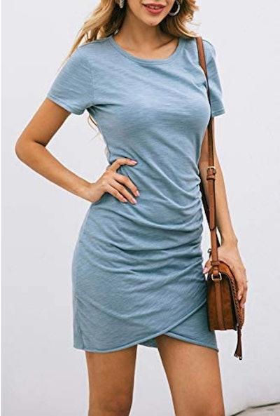 NSQTBA Bodycon Dress