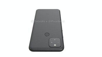 Google Pixel 5 leaked photo 6