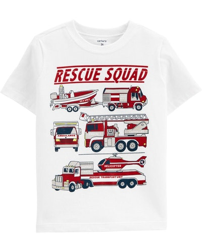 Rescue Squad Jersey Tee