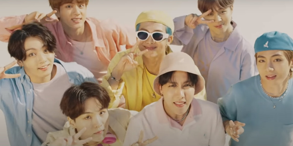 """The Boy Band References In BTS' """"Dynamite"""" Video Will Fill You With Nostalgia"""