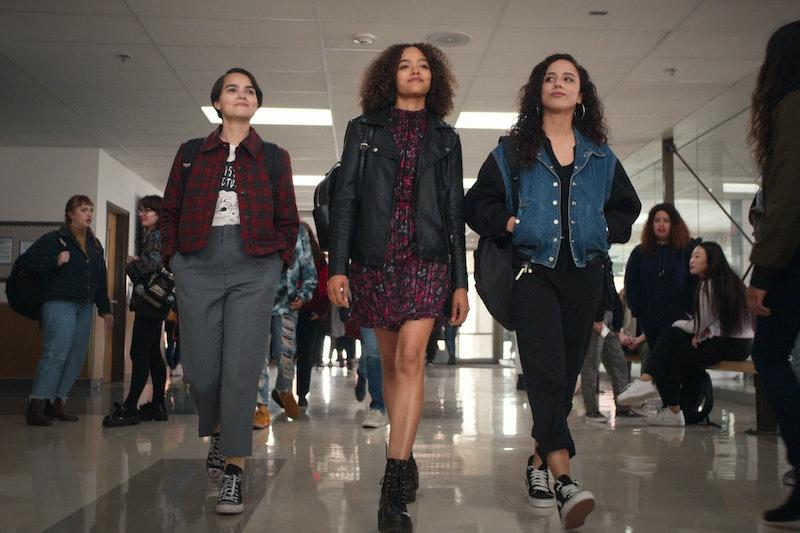 The trinkets cast via the Netflix press site