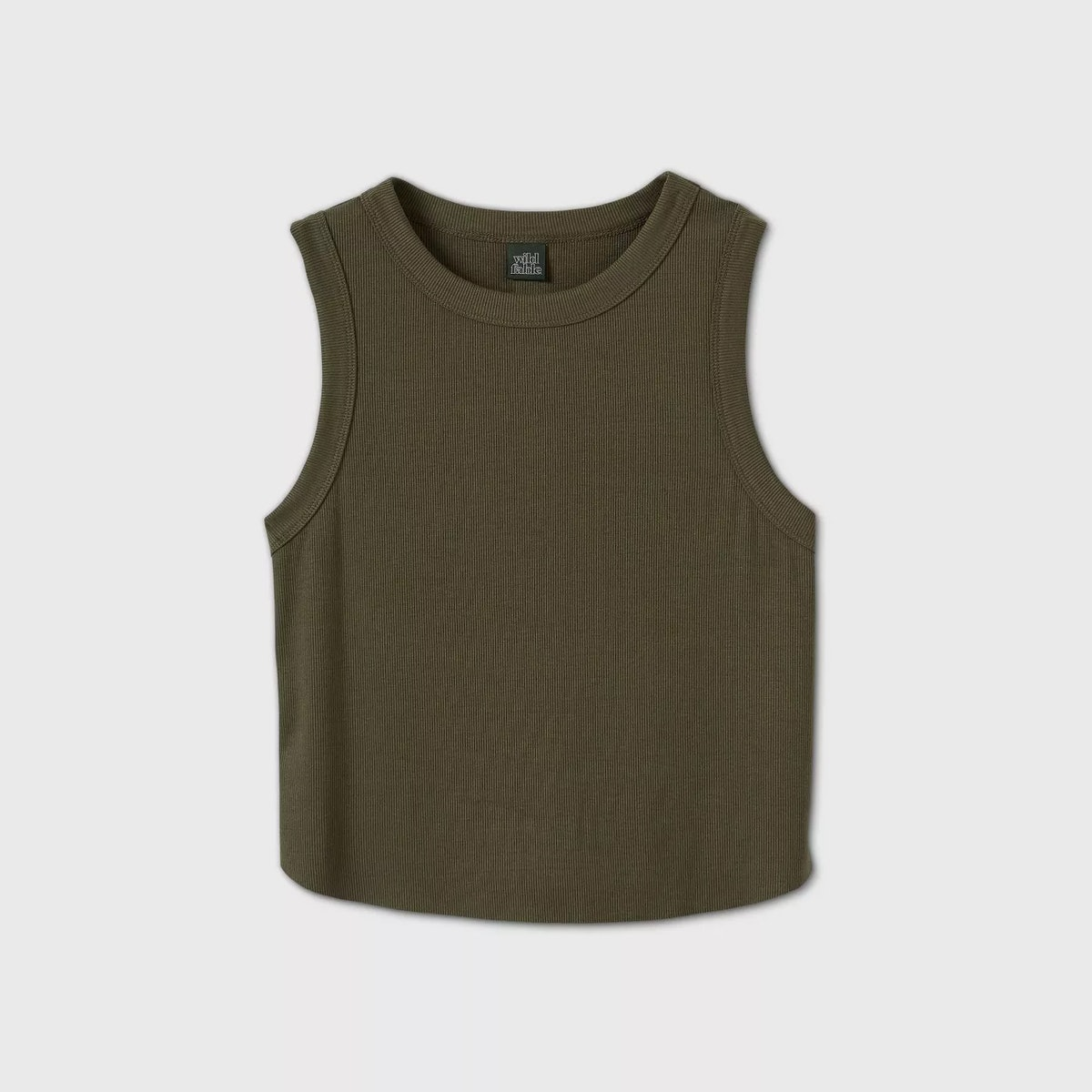 Wild Fable Women's Cropped Tank Top