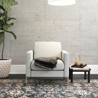 Fabry Modern Accent Chair