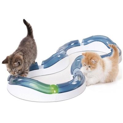 Catit Senses Cat Super Roller Circuit