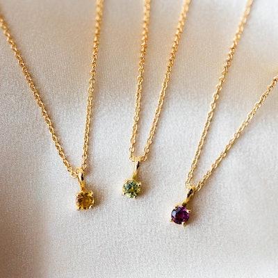 14K Gold Filled Element Necklace