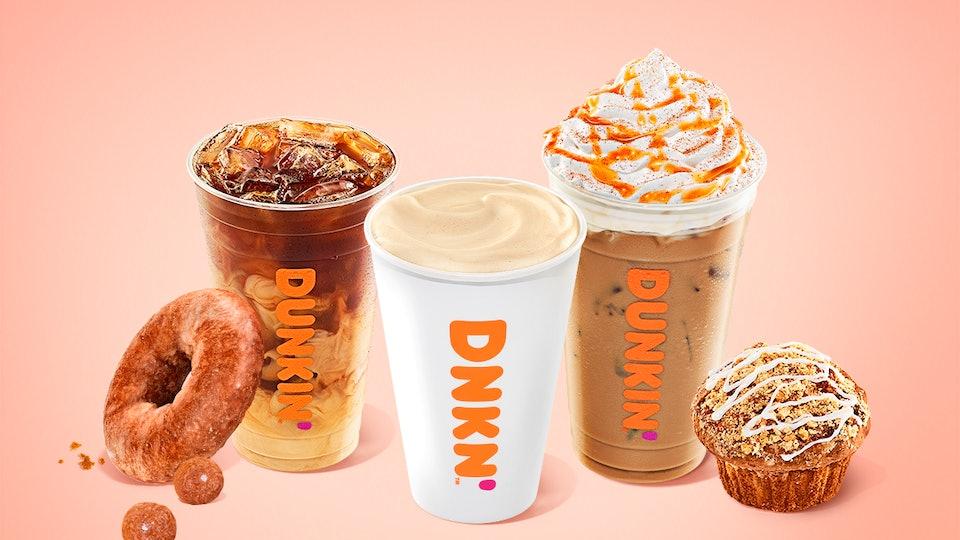 Dunkin's Fall Menu Is Here & It Includes A New Pumpkin ...