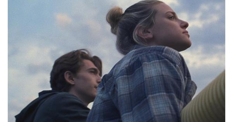 Lili Reinhart and Austin Abrams Chemical Hearts