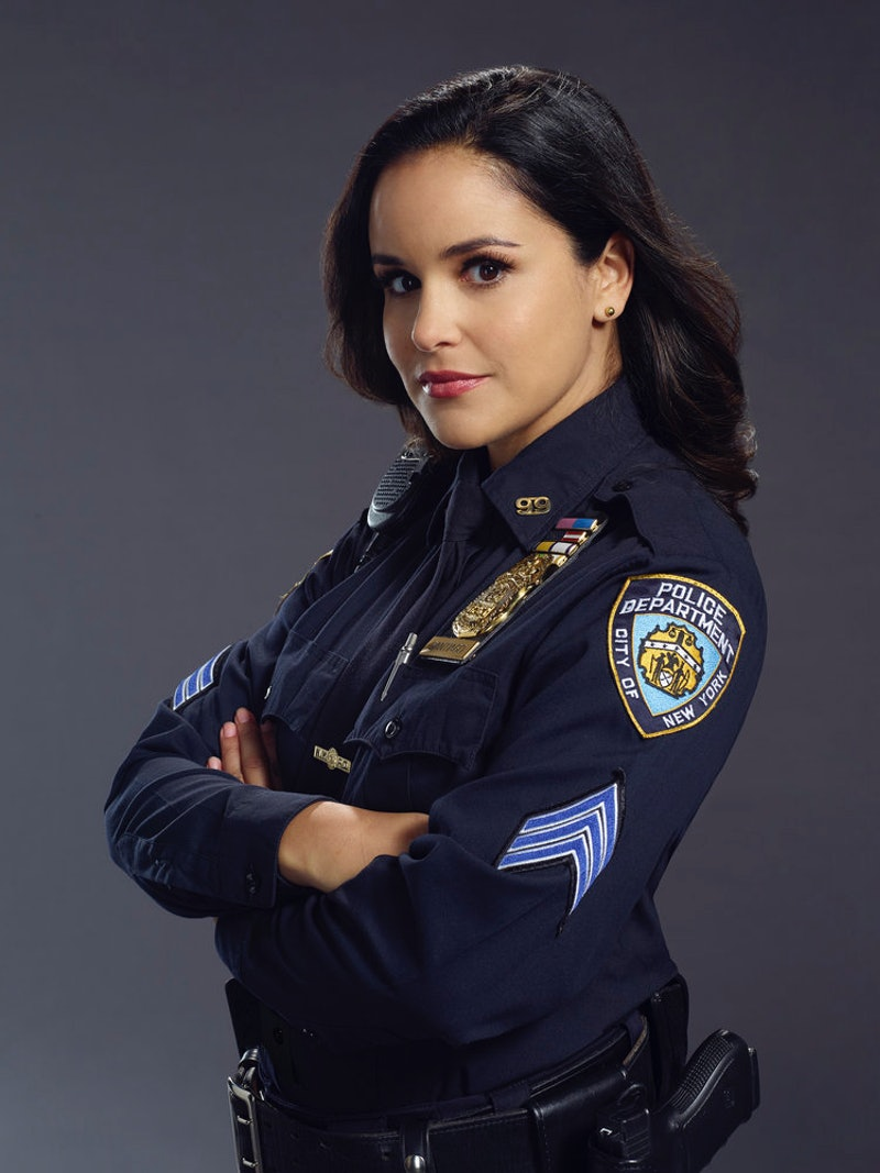 Melissa Fumero called out Brooklyn Nine-Nine Remake for lack of BIPOC women