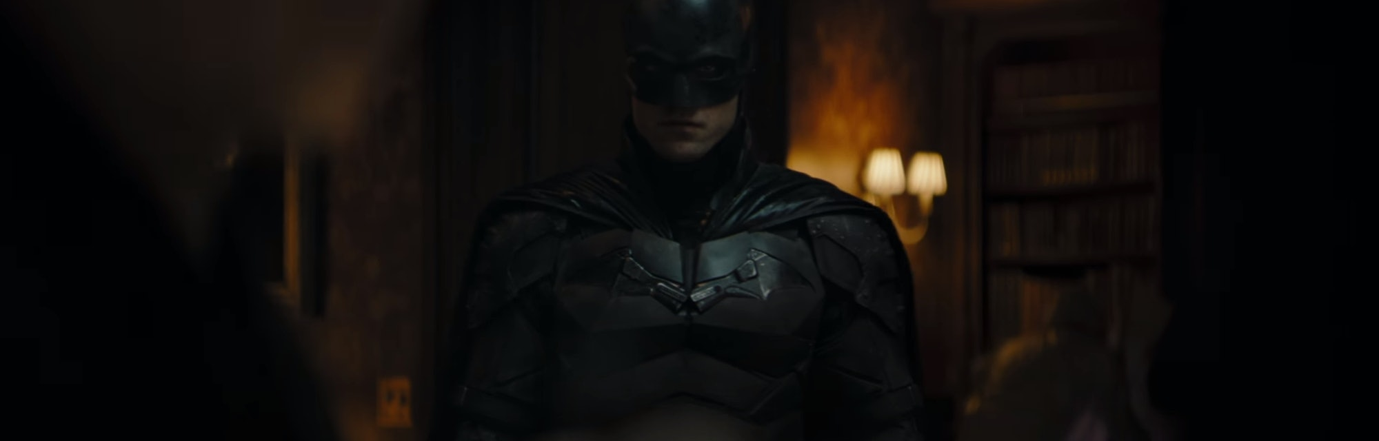 The Batman' trailer shows