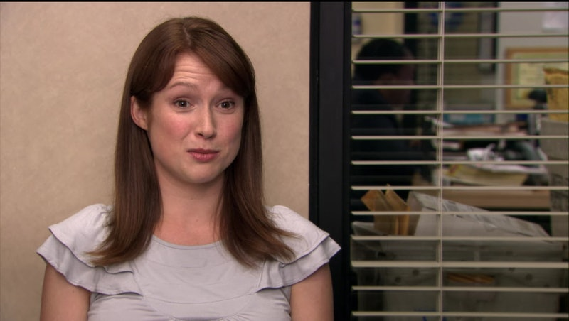 Ellie Kemper wasn't a fan of Andy and Erin on The Office