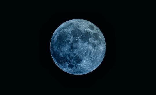 Halloween blue moon in 2020