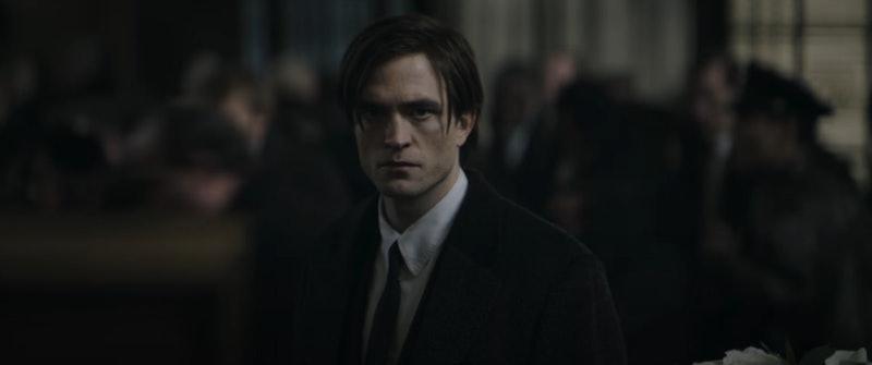 Robert Pattinson 'The Batman' fist trailer