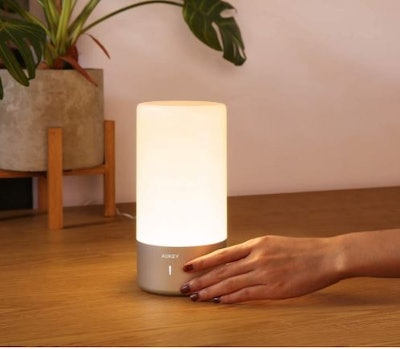 AUKEY Table Lamp Touch Sensor Bedside Lamp