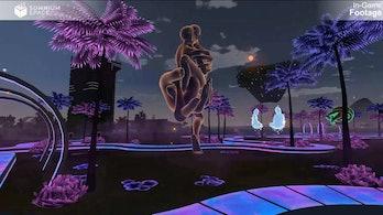 VR Burning Man promo 2
