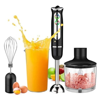 PowCube Immersion Blender