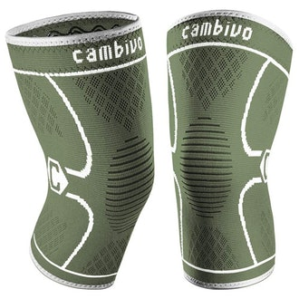 CAMBIVO 2 Pack Knee Brace