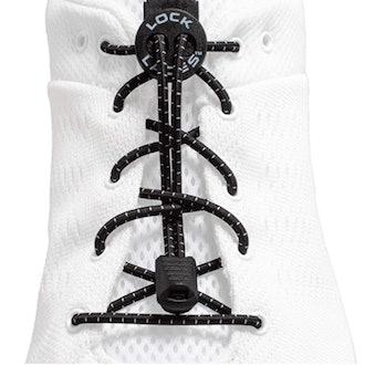 Lock Laces Elastic No-Tie Shoelaces