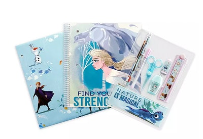 Frozen Stationary Supply Kit
