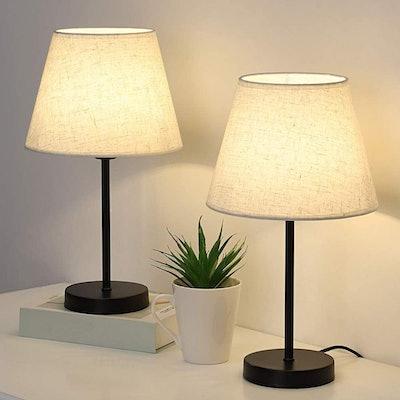 Shinoske Bedside Table Lamps (2-Pack)