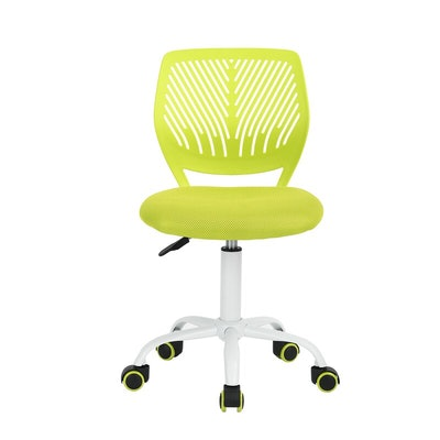 Malbon Mesh Task Chair in Green