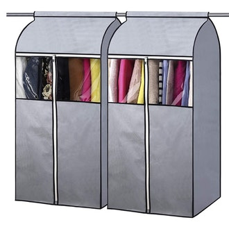 SLEEPING LAMB Garment Bags for Closet Storage