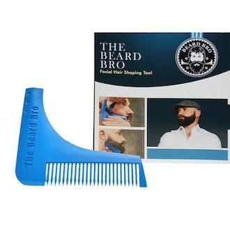 Beard Bro Facial Hair Shaping Tool