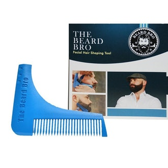Beard Bro Facial Hair Shaping Tool
