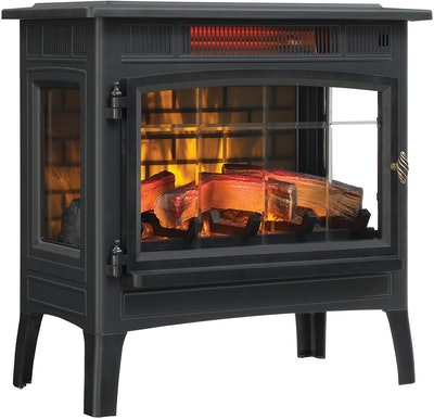Duraflame 3-D Infrared Electric Fireplace Stove