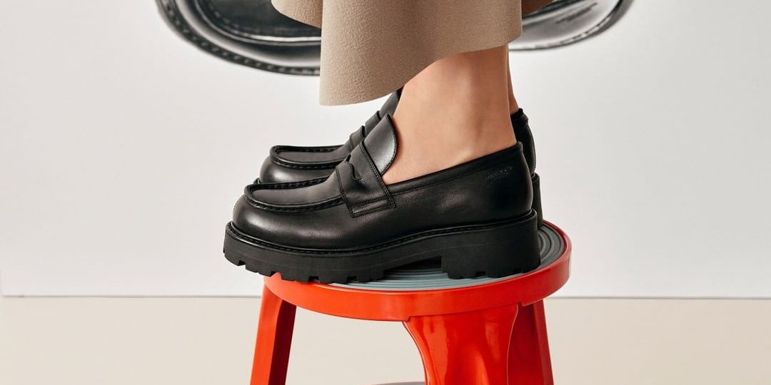 Shop Chunky Platform Loafers For Fall