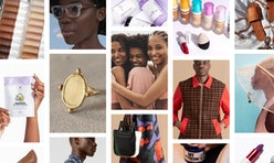 Pinterest Shop's newest collection is in honor of celebrating National Black Business Month and high...