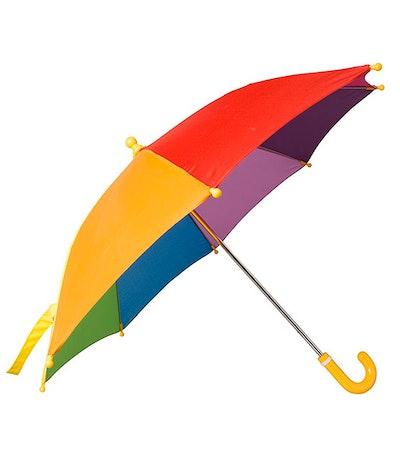 Mountain Warehouse Kids Rainbow Umbrella