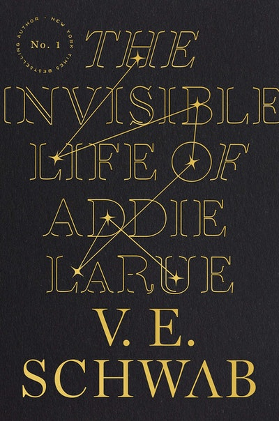 'The Invisible Life of Addie LaRue' by V.E. Schwab