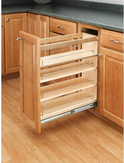 Rev-A-Shelf Pull Out Kitchen Cabinet Organizer