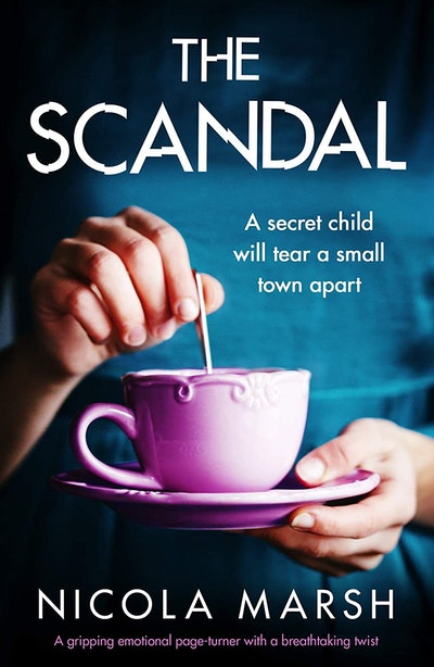 'The Scandal' by Nicola Marsh