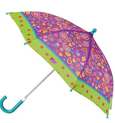 Stephen Joseph Paisley All Over Print Umbrella