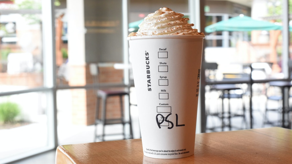 Starbucks launched a Pumpkin Spice phone hotline featuring your fall faves