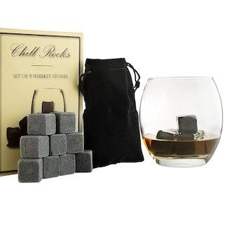 Quiseen Beverage Chilling Stones