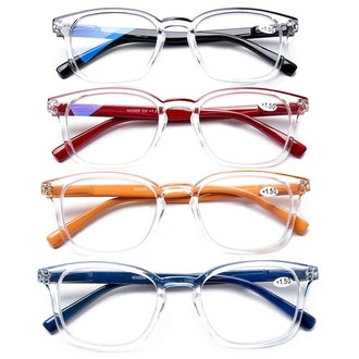 AQWANO Blue Light Filter Reading Glasses