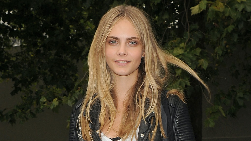 Cara Delevingne is making a Hulu series about sexuality.