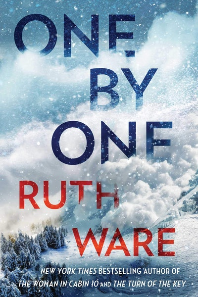 'One by One' by Ruth Ware