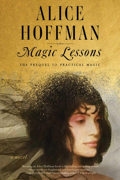 'Magic Lessons' by Alice Hoffman