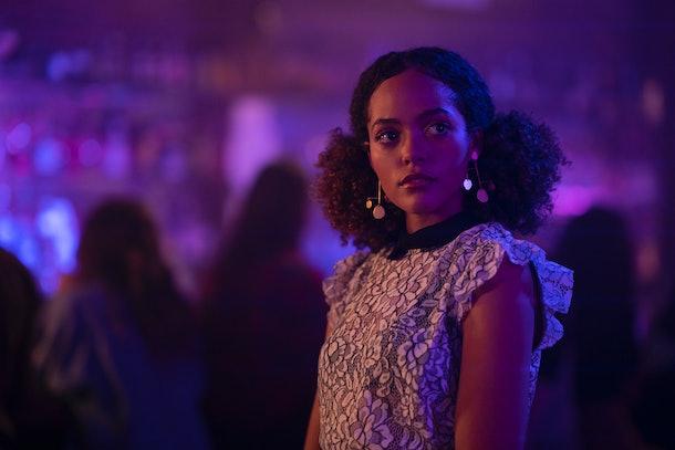Quintessa Swindell in Netflix's 'Trinkets'