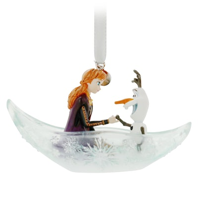 Anna and Olaf Hanging Ornament, 'Frozen 2'