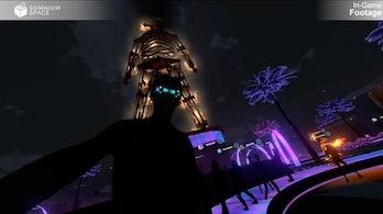 VR Burning Man promo 1