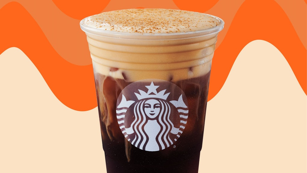 Starbucks' Pumpkin Cream Cold Brew is coming back so soon.