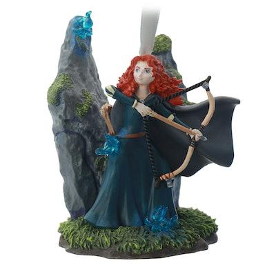 Merida Hanging Ornament, 'Brave'