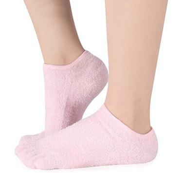 bemocy Moisturizing Gel Socks