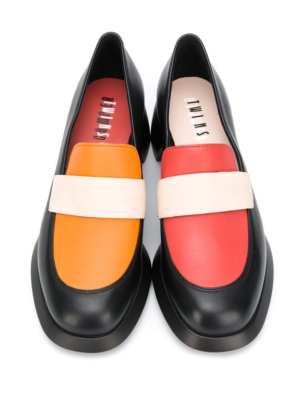 TWS 55mm Chunky Loafers